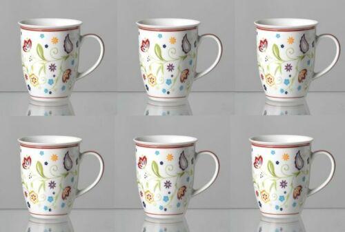 Tasse 6er Set Shanti Ritzenhoff /& Breker Latte 320 ml Tasse NEUF