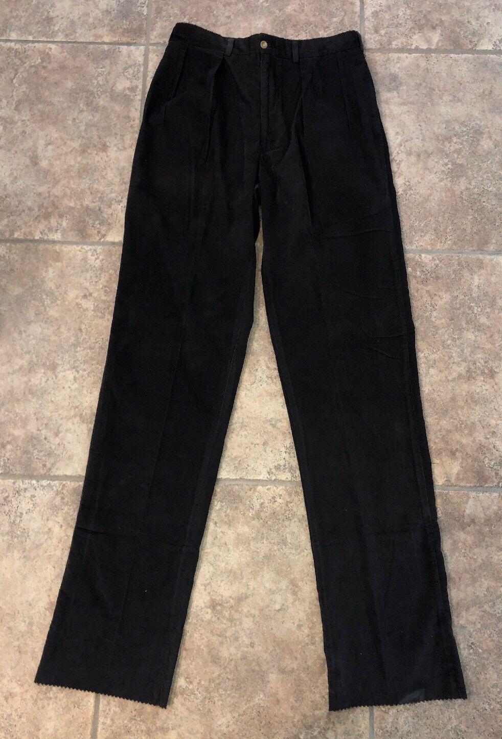 Bills Khakis Mens Casual Corduroy Pants Size 32 X 39 NEW