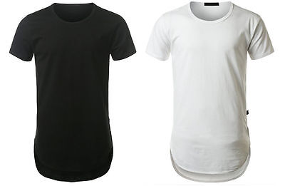 EPTM Epitome Long Extended Elongated Mens T-Shirt Made in USA Size S~2XL