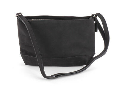 Barts Schultertasche Umhängetasche Bag schwarz Rockhopper Zipperfach