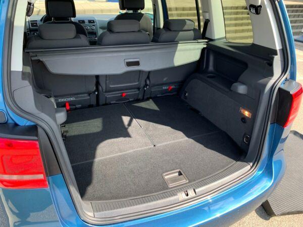 VW Touran 1,4 TSi 140 Comfortline billede 15