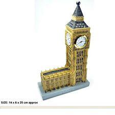 LONDON PARLIAMENT HOUSE BIG BEN CLOCK BRITISH ENGLAND UK SOUVENIR GIFT