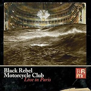 BLACK-REBEL-MOTORCYCLE-CLUB-Live-In-Paris-Limited-Edition-vinyl-3xLP-DVD-NEW