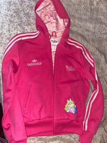 Women's Adidas Track Jacket P4 Miss Piggy size med