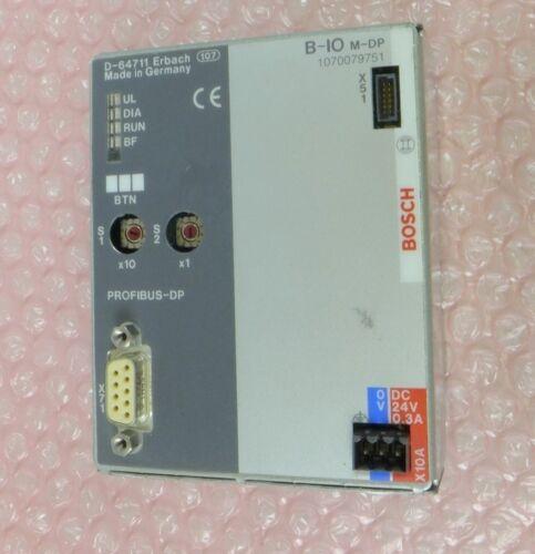DD115 Bosch B IO 1070079751-107
