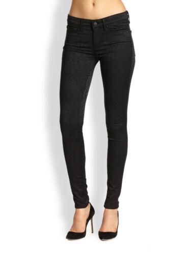 Textured Black Skinny Midrise Sz Jeans Vince Leggings 5 Jacquard Lomme 27 0x58H4q