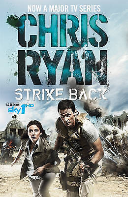 Strike Back by Chris Ryan, Acceptable Book (Paperback) Fast & FREE Delivery!