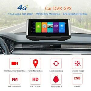 1080P 4G Auto DVR Kamera Doppel Linse for Android GPS