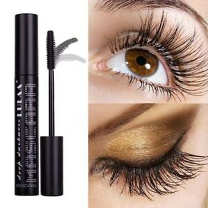 4D-Silk-Fiber-Lash-Mascara-Eyelashes-Long-Extension-Cosmetic-Waterproof-Neu