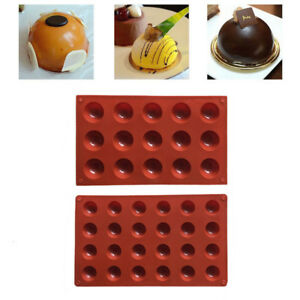 Half-Ball-Sphere-Silicone-Cake-Mold-Muffin-Chocolate-Cookie-Baking-Mould-Pan