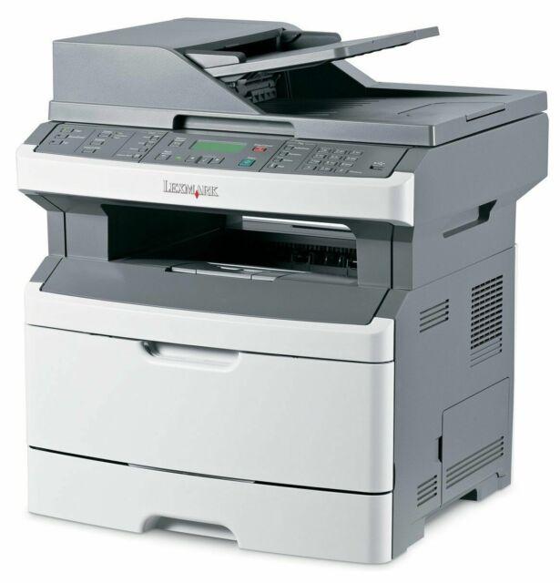 Lexmark X364dn All-In-One Impresora Escáner Fax Fotocopiadora - 95.200 Lados #86