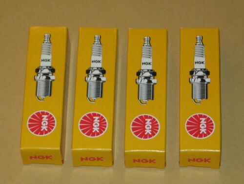 4 Zündkerzen NGK DR8ES Honda CBX 550 F Supersport  PC04 *NEU*