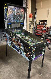Batman Forever Pinball Machine by SEGA - Tested & Works W/ Key
