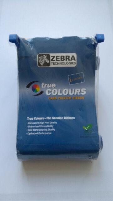 Zebra P110i/ P120i Cartridge - Farbband color für P110/120 Kartendrucker