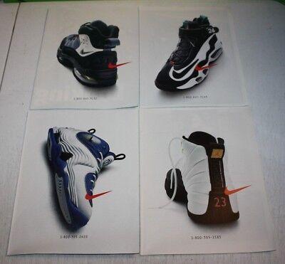 Vintage Nike Sneakers Cross Promotion Advertising Print Ad Posteryou Pick