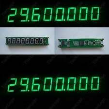 0.1-60MHz 20MHz~ 2.4GHz RF Singal Frequency Counter Meter LED display module GRE