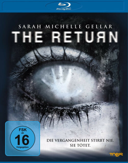 Blu-ray * THE RETURN - Sarah Michelle Gellar # NEU OVP §