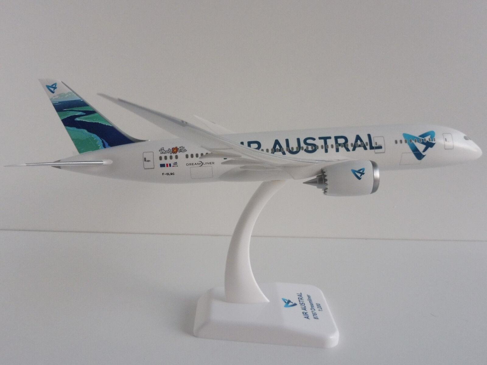 Air Austral Mayotte Island Boeing 787-8 Dreamliner 1 200 Limox Wings Aa03 B788