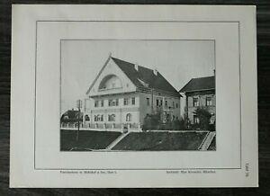 GFA-Blatt-Familienhaus-Muehldorf-a-Inn-1926-Architektur-Max-Kroneder-Muenchen
