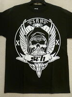 Srh Men's T-shirt death Squad S/s -- Black,