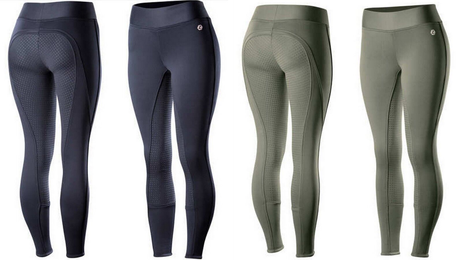 Horze FULL SEAT Active Women's Tights Sizes 24-32   online at best price
