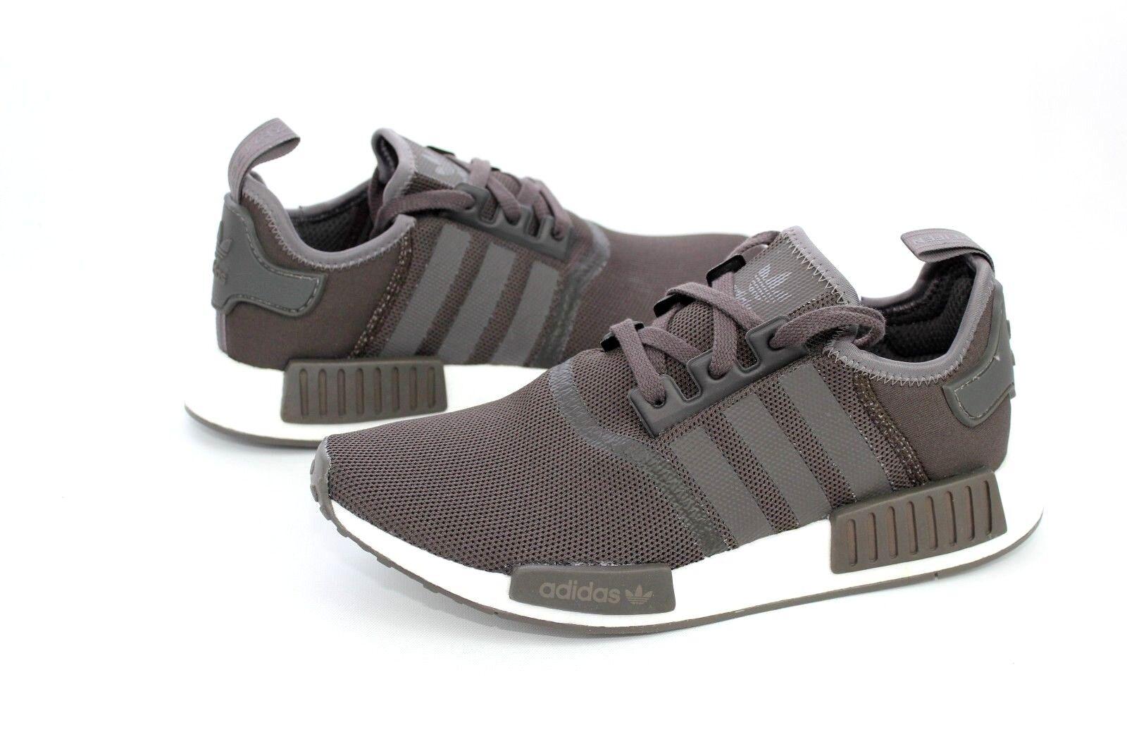 Adidas originals nmd metallic r1 schuhe spur grau metallic nmd / weiße männer größe für uns. 673033