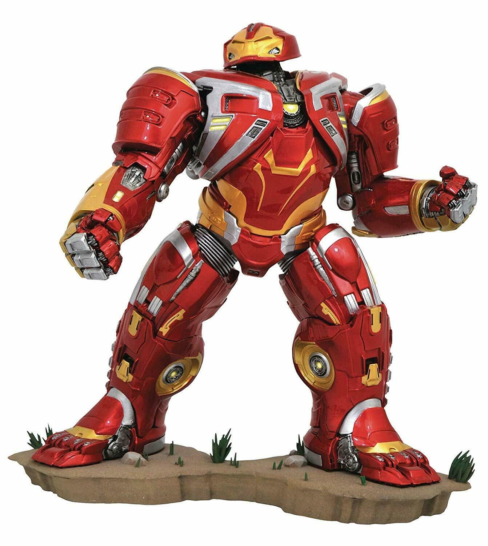 Diamond Select Toys Marvel Gallery  Avengers Infinity War  Hulkbuster Mk2 Deluxe