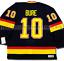 PAVEL-BURE-VANCOUVER-CANUCKS-1994-BLACK-SKATE-ADIDAS-TEAM-CLASSICS-NHL-JERSEY thumbnail 1