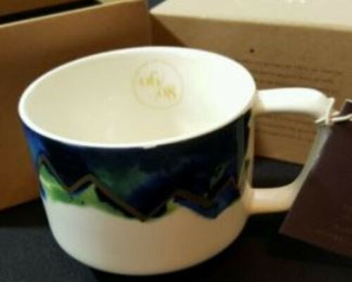 Starbucks Coffee Mugs Artisan Series 06//08-12 Fl Oz Great Christmas Gift!