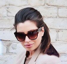 58b34014f4b14 Tom Ford Anoushka TF 371 53f Havana Cat Eye Sunglasses for sale ...