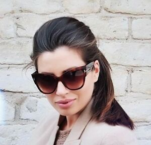 ebd8e442b74 New Authentic ! Tom Ford Anoushka TF 371 53F Havana Sunglasses w ...