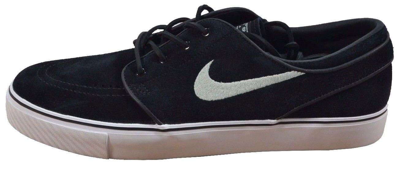Nike zoom stefan janoski bianco nero con lo skateboard attualizzato (109) scarpe da uomo