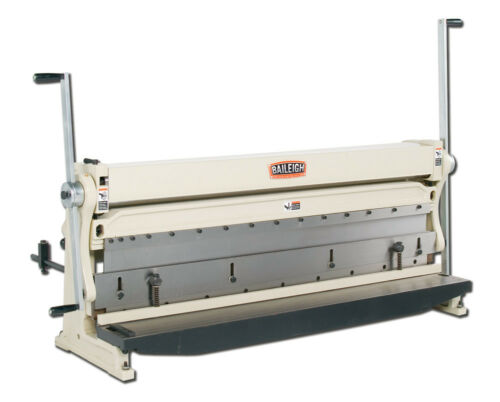 Baileigh Press Brake and Shear 3-in-1 SBR-5220 Combination Machine