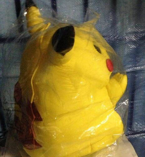 """Pokemon Pikachu 19/"""" Plush First Edition from Japan-Extremely RARE-NEW with Tags!"""