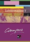 Campus A 1 Lehrermappe Basis 1 von Andrea Kammerer, Birgit Korda, Reinhard Heydenreich, Ulf Jesper und Wolfgang Freytag (2012, Set mit diversen Artikeln)