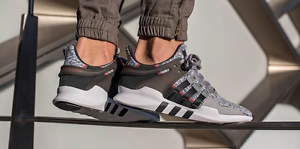 adidas eqt support adv black turbo