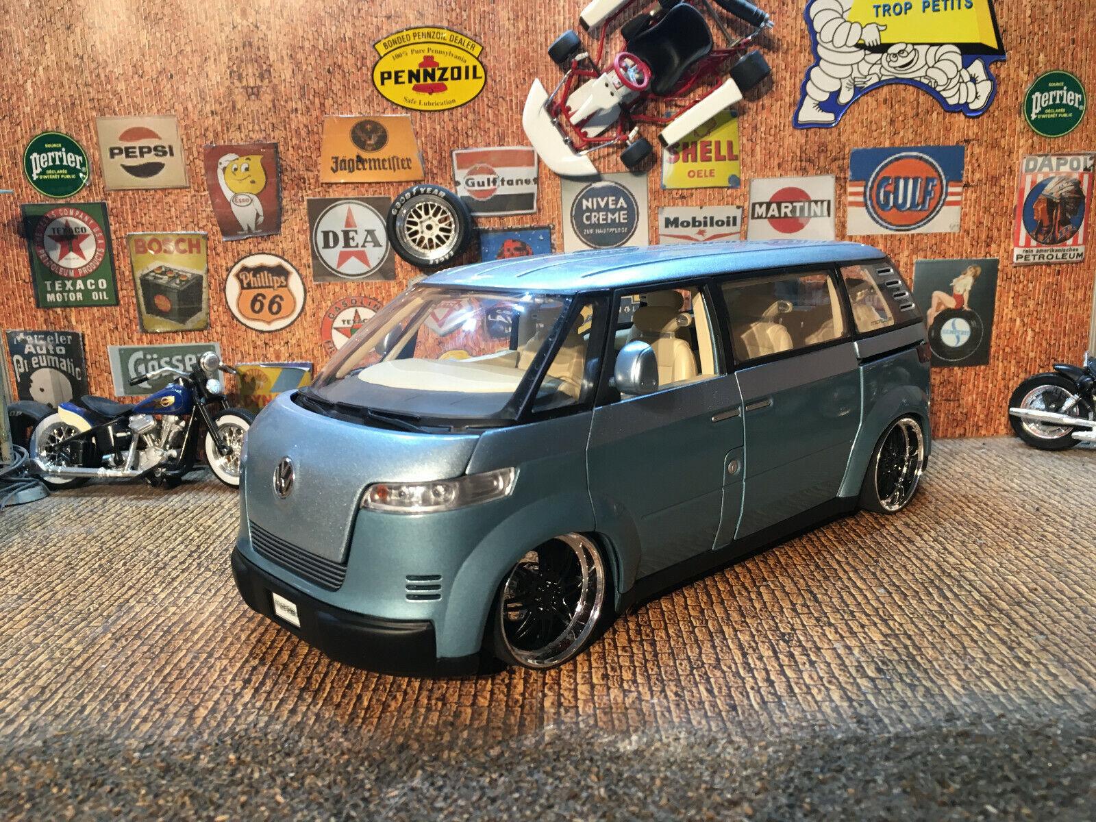 Descuento del 70% barato VW microbus - 1 18 -- Tuning-transformación-llantas-bus - - - descubrimos  tienda en linea