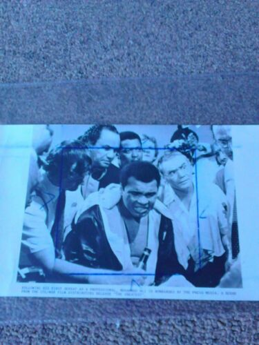 """The Greatest"" Muhammad Ali Film 1977 Film Photograph 8 x 5"""
