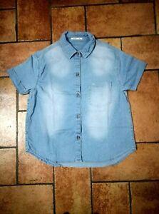807caa212b Dettagli su SCOUT camicia manica corta - Tg. XS - street zara h&m vans  adidas bershka