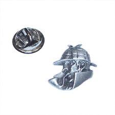 SHERLOCK HOLMES Baker St Detective Lapel Pin / Hat / Coat /Bag Badge (XDHLP1032)
