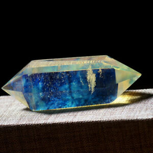 Natural-Citrine-Melting-Stone-Quartz-Crystal-Point-Wand-Healing-Reiki-Obelisk