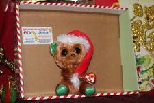 66324136355 2018 Nicholas Walgreens Christmas Bear Ty Beanie Boo 6 Inch for sale ...