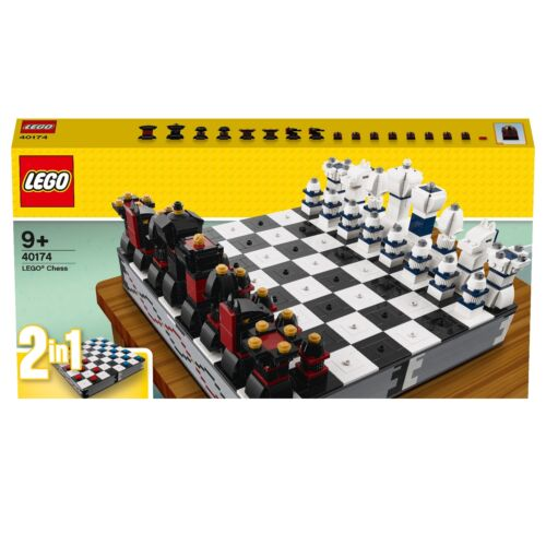 LEGO® 40174  Iconic Schachspiel 2017 NEU OVP/_ Iconic Chess Set NEW MISB NRFB