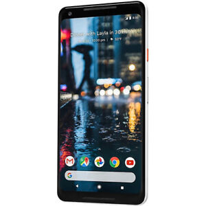 Google Pixel 2 XL - 64GB White (Unlocked) Smartphone