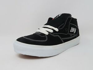 4094d9fac5 Vans Unisex Sneakers Men Women Black Half Cab Skate Shoes  2515