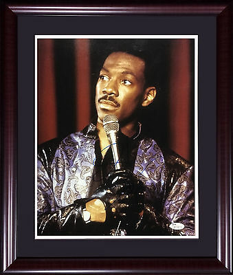 Eddie Murphy signed 11x14 photo framed autograph JSA COA Beverly Hills Cop