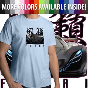 Mazda-Furai-Race-Car-Le-Man-Concept-Racing-Shirts-Mens-Tee-Unisex-T-Shirt-S-3X