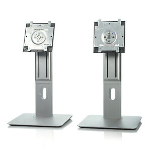 Lot-of-2-Dell-22-034-24-034-Fully-Adjustable-Monitor-Stand-P2214H-P2414H-P2416D-U2414H