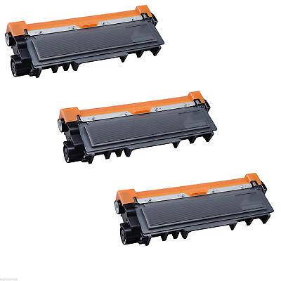 Instancabile 3 Toner Compatibile Per Brother Tn 2320 L2500d L2540dn L2560 Mfc L2700/l2700dw Non-Stireria