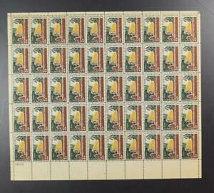 US-SCOTT-1122-SHEET-OF-50-FOREST-CONSERVATION-STAMPS-4-CENT-FACE-MNH